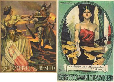 Deux images de la Rome éternelle: séduisante et héroique